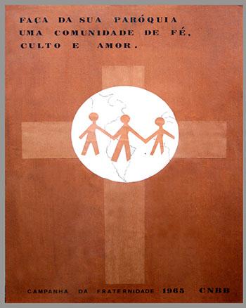 CAMPANHA DA FRATERNIDADE 1965