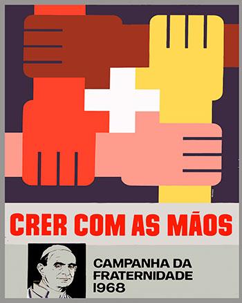 CAMPANHA DA FRATERNIDADE 1968