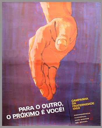 CAMPANHA DA FRATERNIDADE 1969
