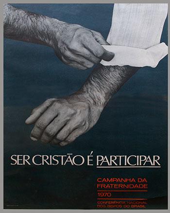 CAMPANHA DA FRATERNIDADE 1970