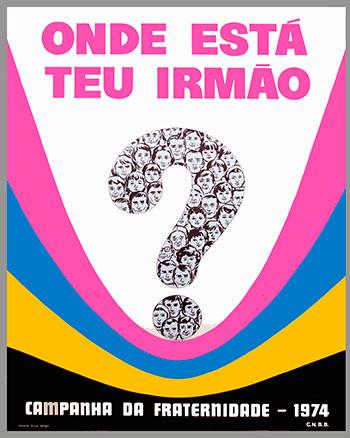 CAMPANHA DA FRATERNIDADE 1974