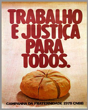 CAMPANHA DA FRATERNIDADE 1978