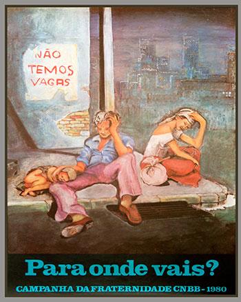 CAMPANHA DA FRATERNIDADE 1980