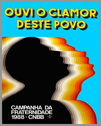 CAMPANHA DA FRATERNIDADE 1988