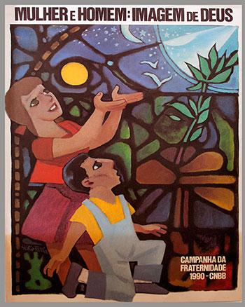 CAMPANHA DA FRATERNIDADE 1990