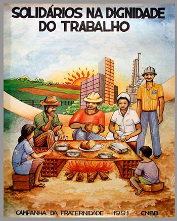 CAMPANHA DA FRATERNIDADE 1991