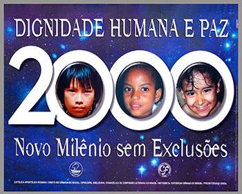 CAMPANHA DA FRATERNIDADE 2000