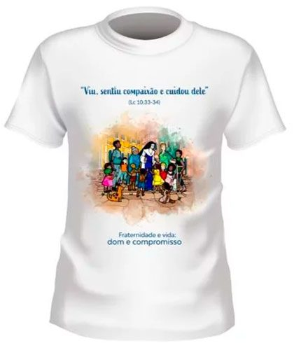 Camiseta Promocional da CF 2020