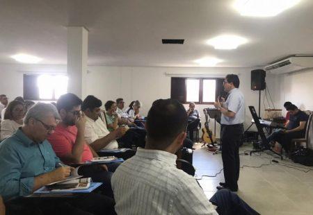 Capacitação sobre a CF 2020 reuniu cerca de 90 agentes do Regional NE 2