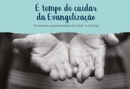 CNBB LANÇA TEXTO-BASE DA CAMPANHA PARA A EVANGELIZAÇÃO 2020