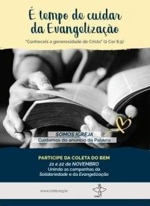 Campanha para a Evangelização 2020